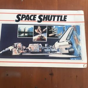 NASA Space Shuttle Large Vintage book of prints